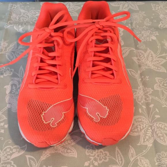 e5149fcefea8b ... coupon code puma sneakers neon orange e9e32 46919